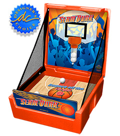 Orange Slam Dunk Carnival Case Game Without Legs