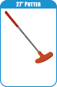 27-Inch Putter For Carnival Game