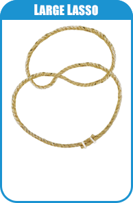 Large Lasso For Carnival Game